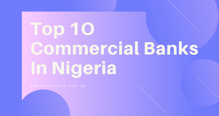 TOP 10 MOST VISITED BANK SITES IN NIGERIA